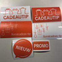 Claes Statische Stickers